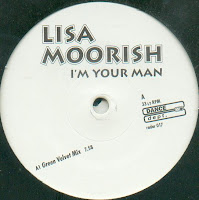 Lisa Moorish – I\'m Your Man (VLS) (1995)