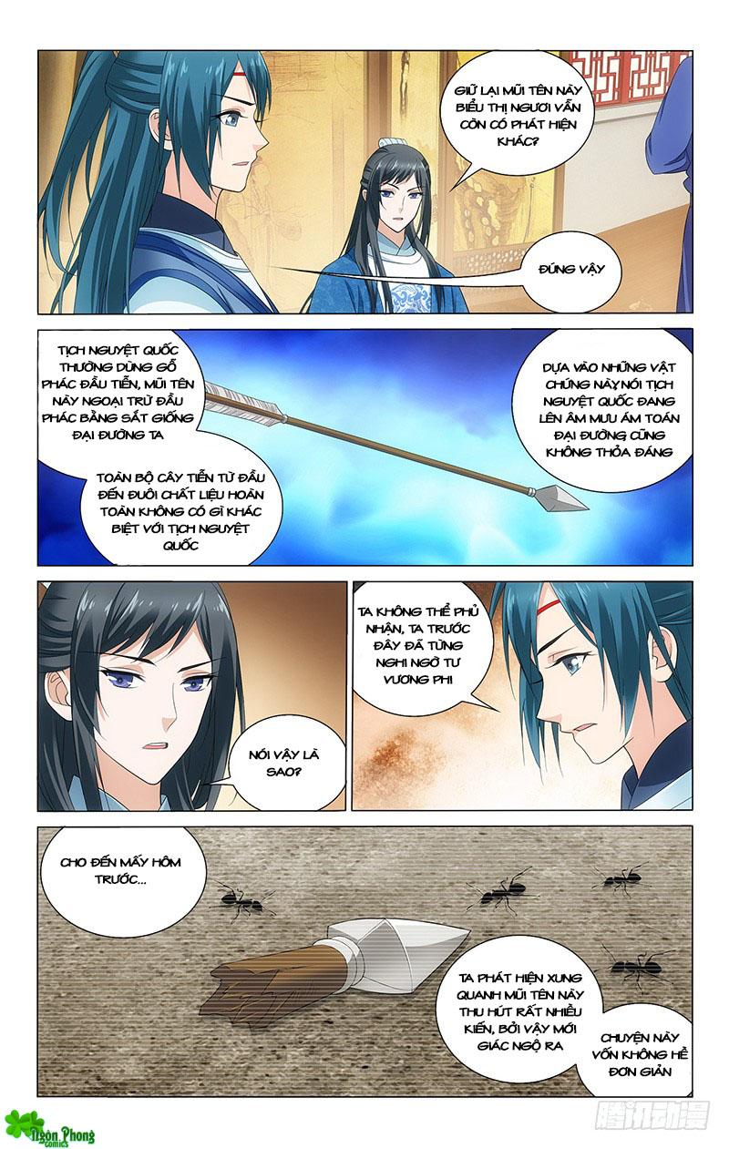 Vương Gia ! Không nên a ! Chap 133 Upload bởi Truyentranhmoi.net