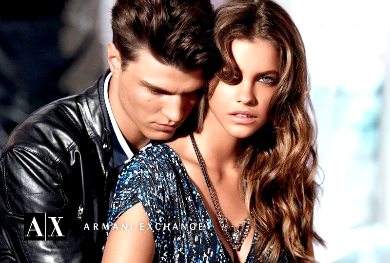 barbara palvin for armani exchange fall 2012 ad campaign by matthew