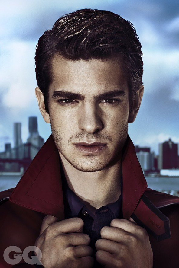 Chatter Busy: Andrew G... Andrew Garfield