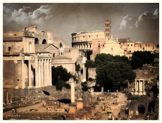 "photo of: ""Rome Wasn't Built in a Day"""