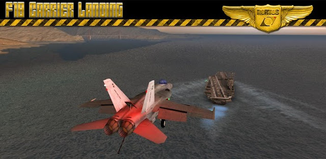 F18 Carrier Landing v5.85 Apk Mod [Free Shopping]