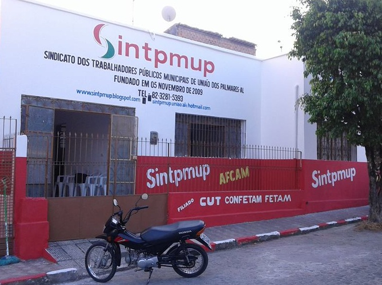Sede do SINTPMUP