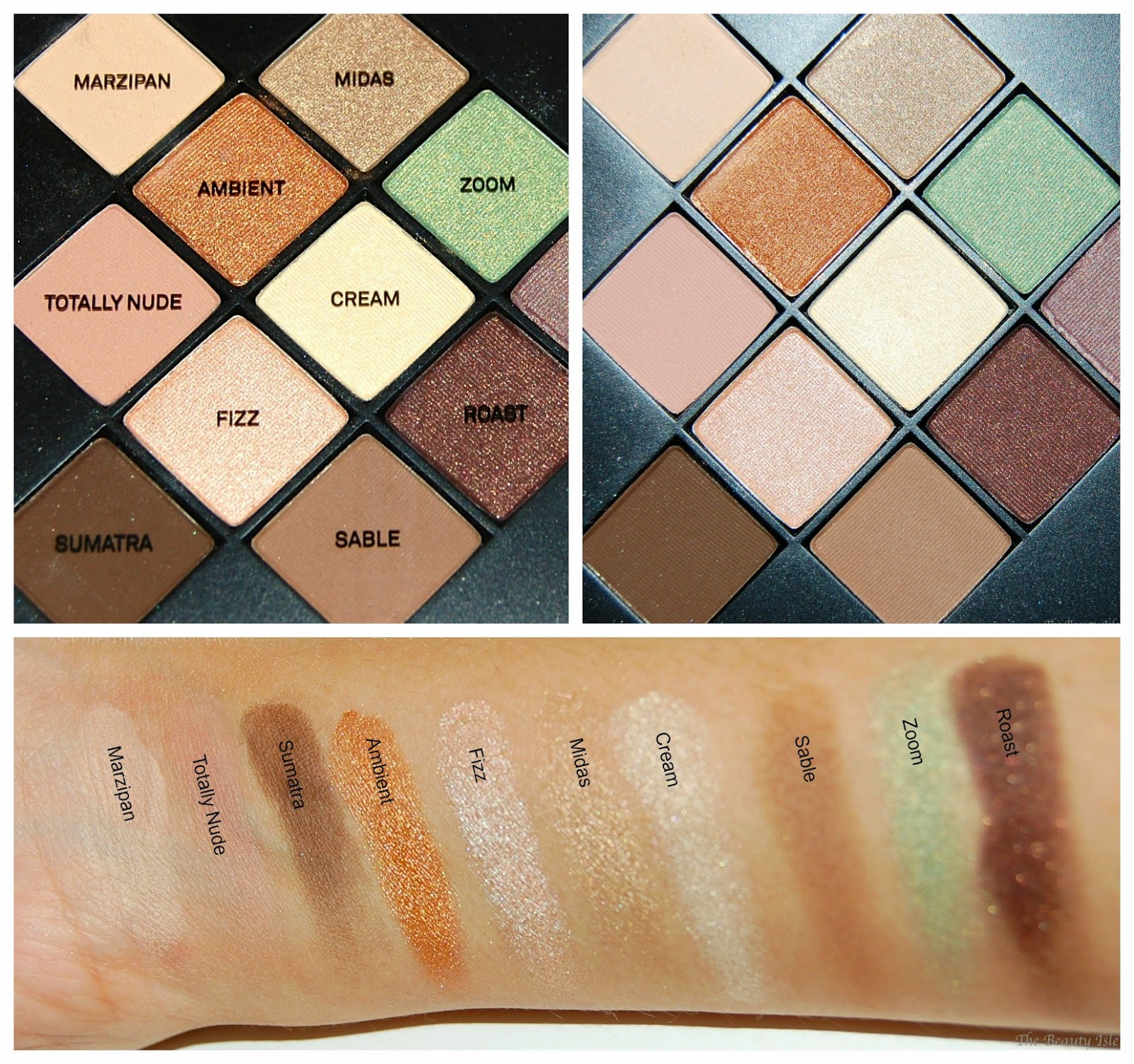 Smashbox On the Rocks Eye Shadow Palette
