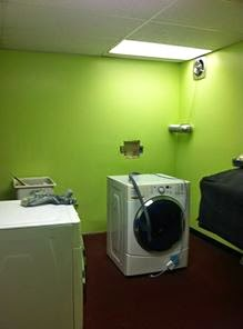 The Sperry House Laundry Room Former Embalming Room
