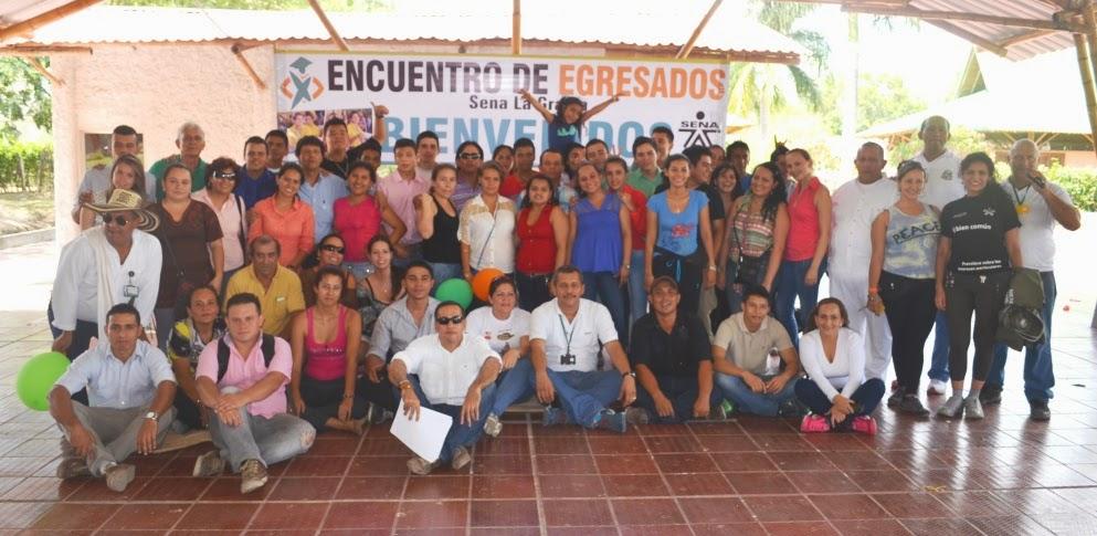 "Egresados SENA, Centro Agropecuario ""La Granja"""