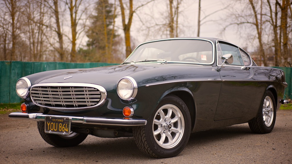 Daily Turismo: 15k: Saintly Coupe; 1969 Volvo 1800S