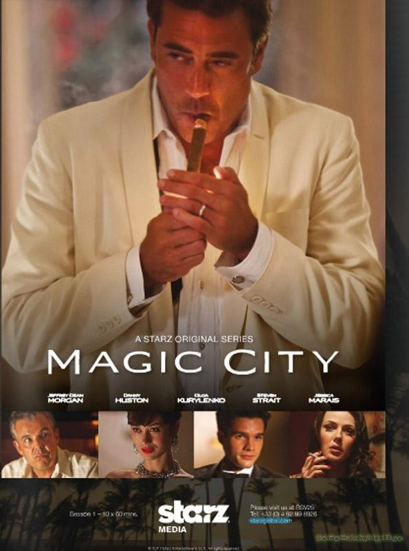 Magic+City Download Magic City 2ª Temporada AVI + RMVB Legendado