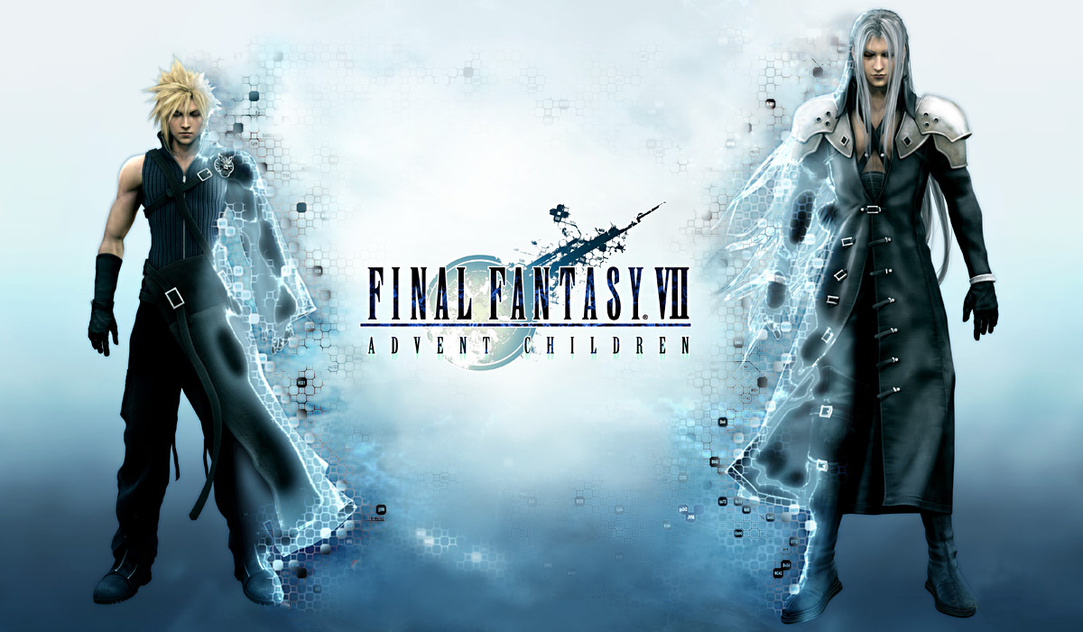 Final Fantasy VII - Picture Colection