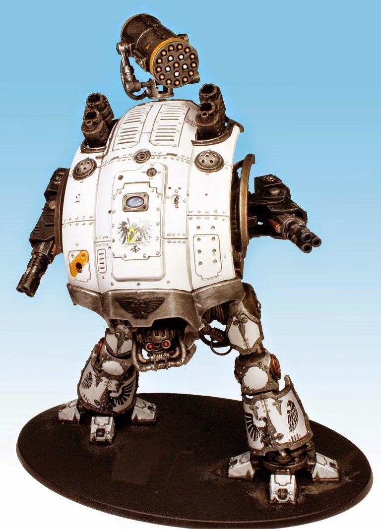 Mechanicum Knight Warden