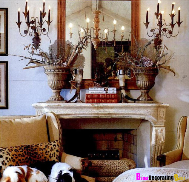 The Enchanted Home: Lusting for leopard!
