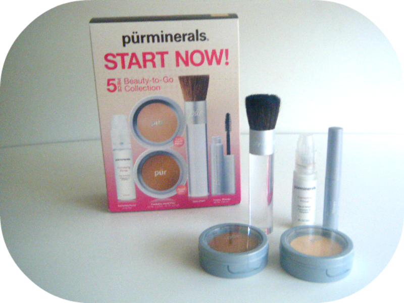 Purminerals Start Now Kit review