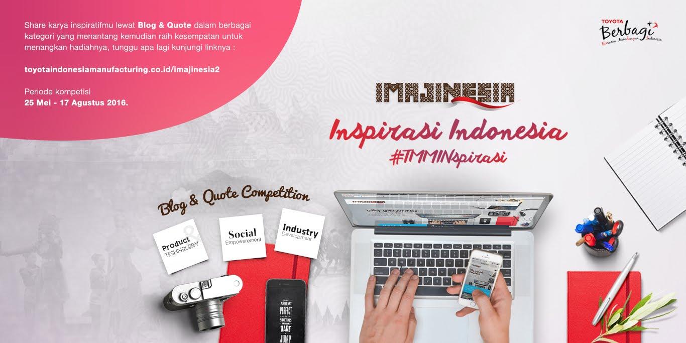 Inspirasi Indonesia TMMINspirasi