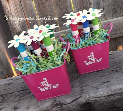 #1 Teacher, dry erase markers, teacher gift, teacher appreciation gift