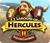เกมส์ 12 Labours of Hercules II - The Cretan Bull