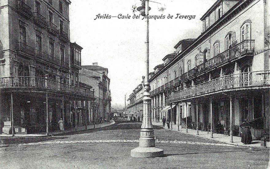 Avilés, Marqués de Teverga