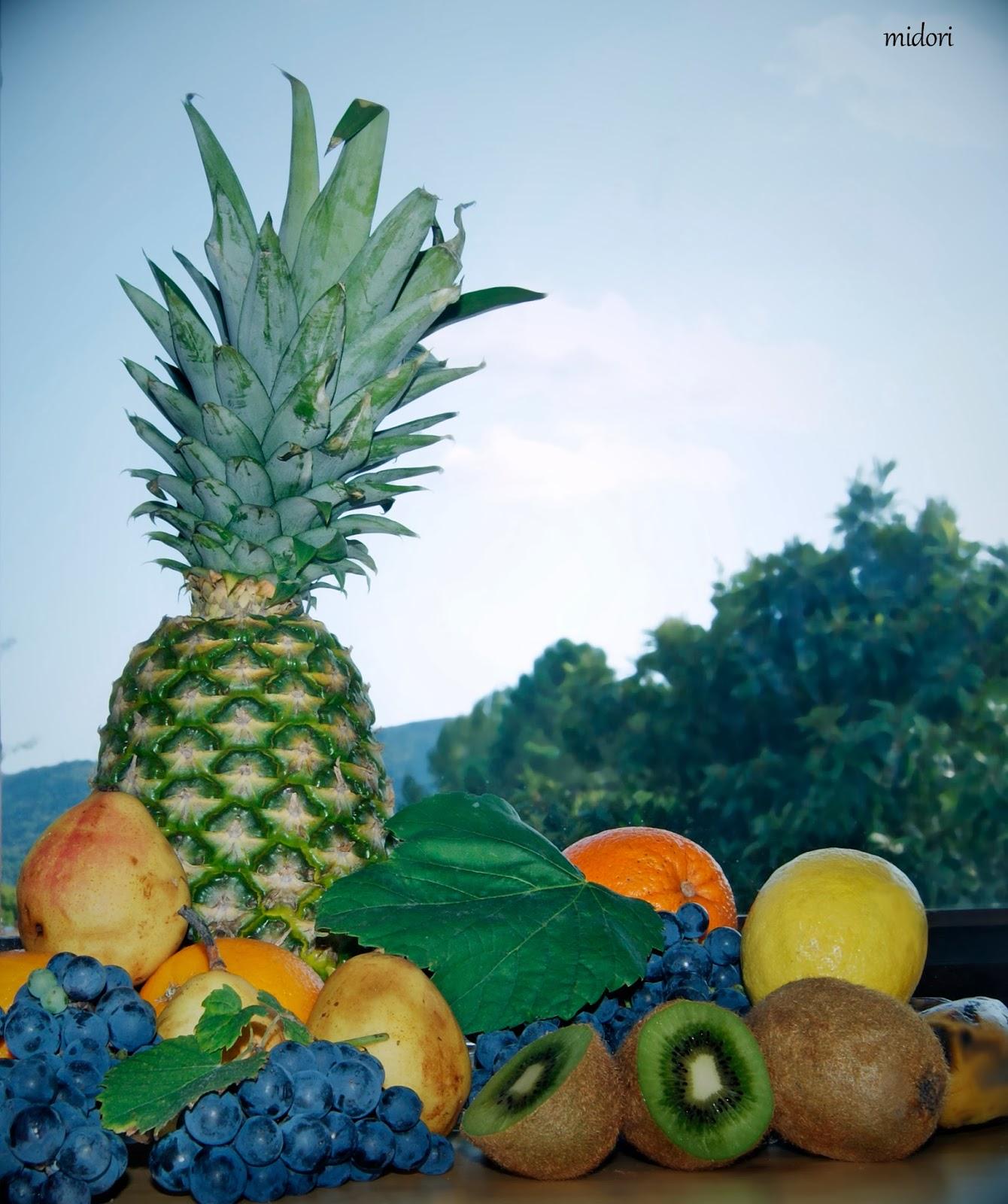 Fruita fresca