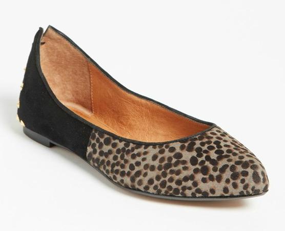 Flat Animal Shoes
