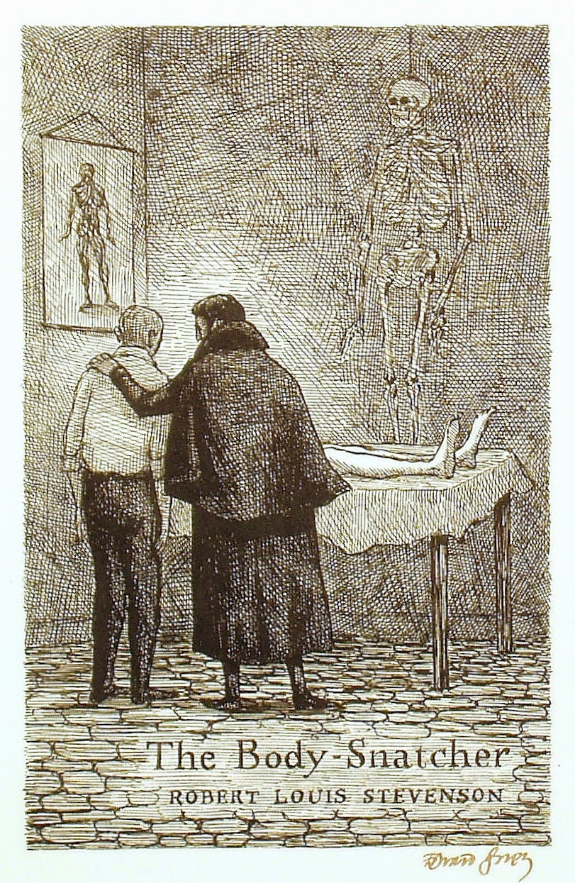the body snatcher r l stevenson 1881 essay Robert louis stevenson november 13 the body-snatcher the essays of robert louis stevenson, edited by m elwin.