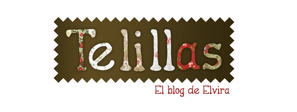 TELILLAS, EL BLOG DE ELVIRA