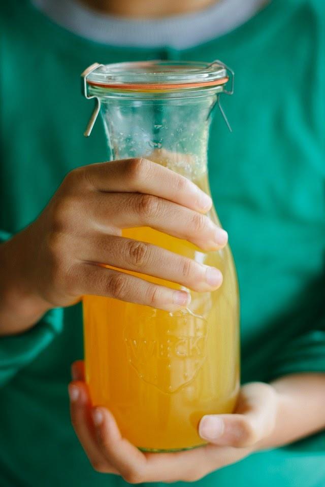 my darling lemon thyme: homemade lemon + lime cordial recipe