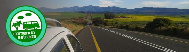 Comendo Estrada: Viajando de Carro