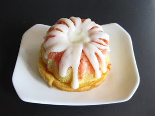 Nothing Bundt Cakes Nutrition Marble
