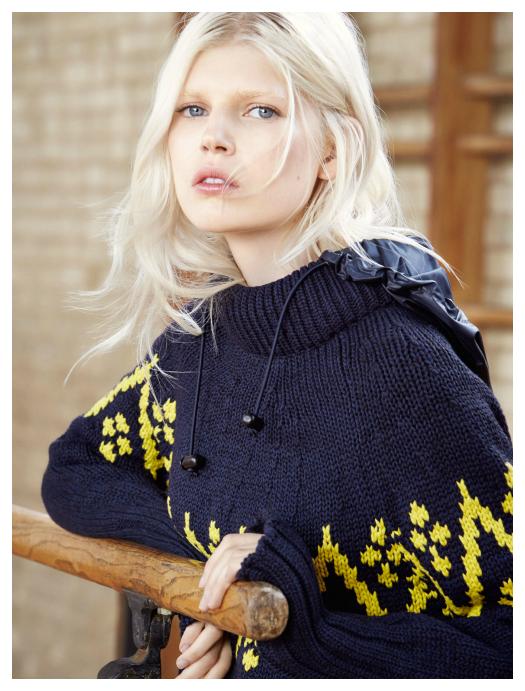 Moda Zara Trafaluc Otoño Invierno 2014