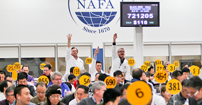 NAFA: Προκαταρκτικό Πρόγραμμα Πωλήσεων - Ιούνιος 2015