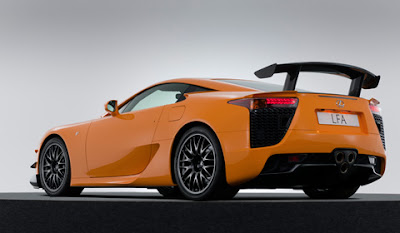 Last Lexus LFAs up for Sale