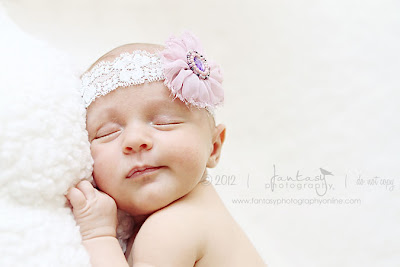 Newborn Photographers in Winston Salem | Fantasy Photography, LLC | Clemmons Newborn Photographer