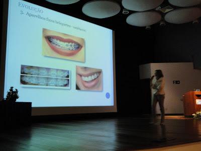 DSC03553 - Dra. Andrea Martinez dá palestra do Clear Aligner na Puc Campinas