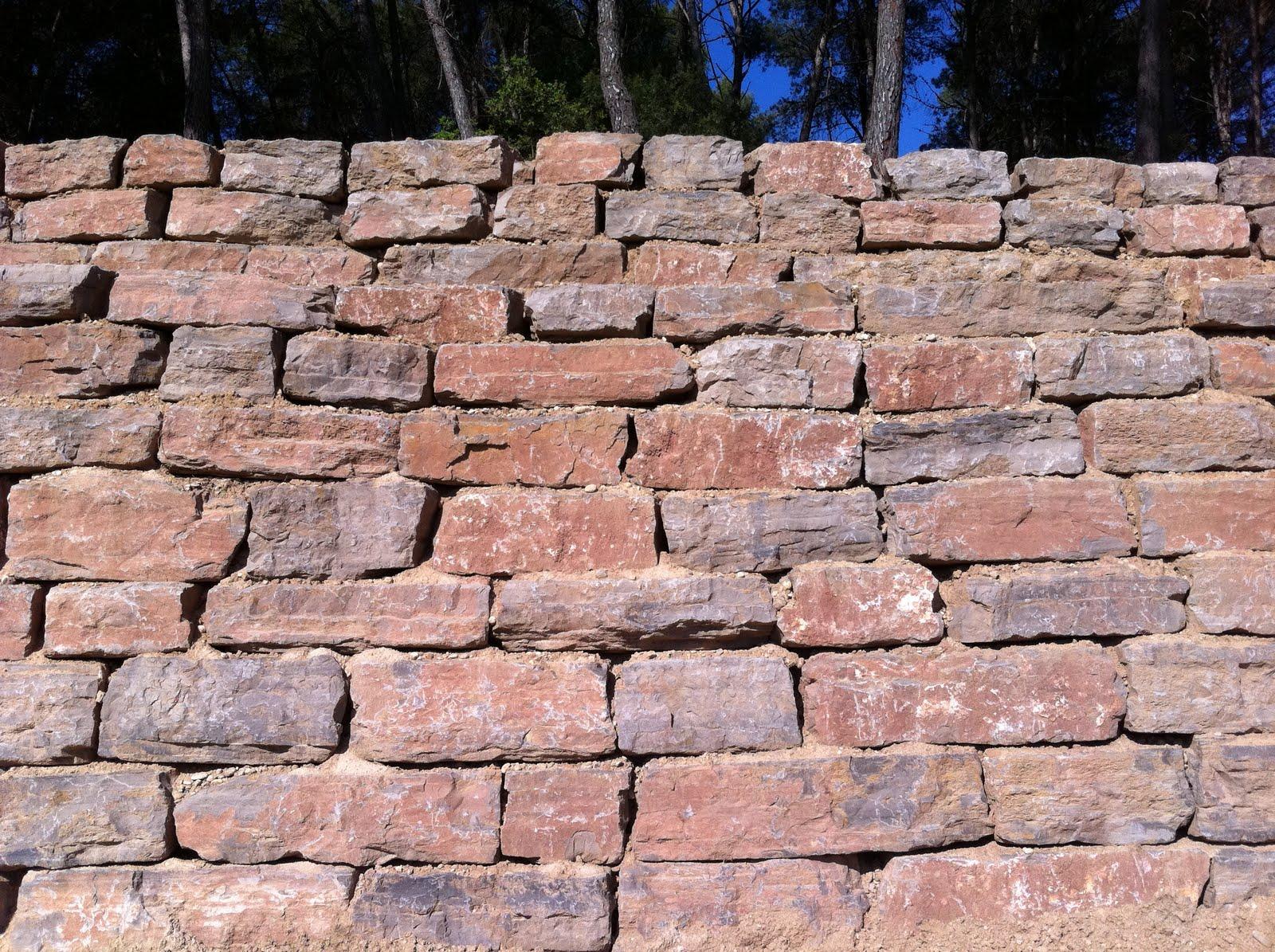 Muros de rocalla muros de rocalla - Muros de rocalla ...