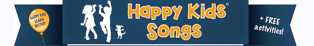 Review: Happy Kids Songs, great music for kids ages 3-8