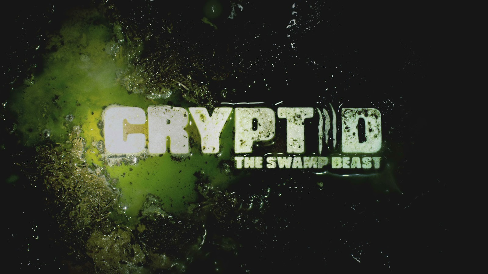 The History Channel's CRYPTID: THE SWAMP BEAST