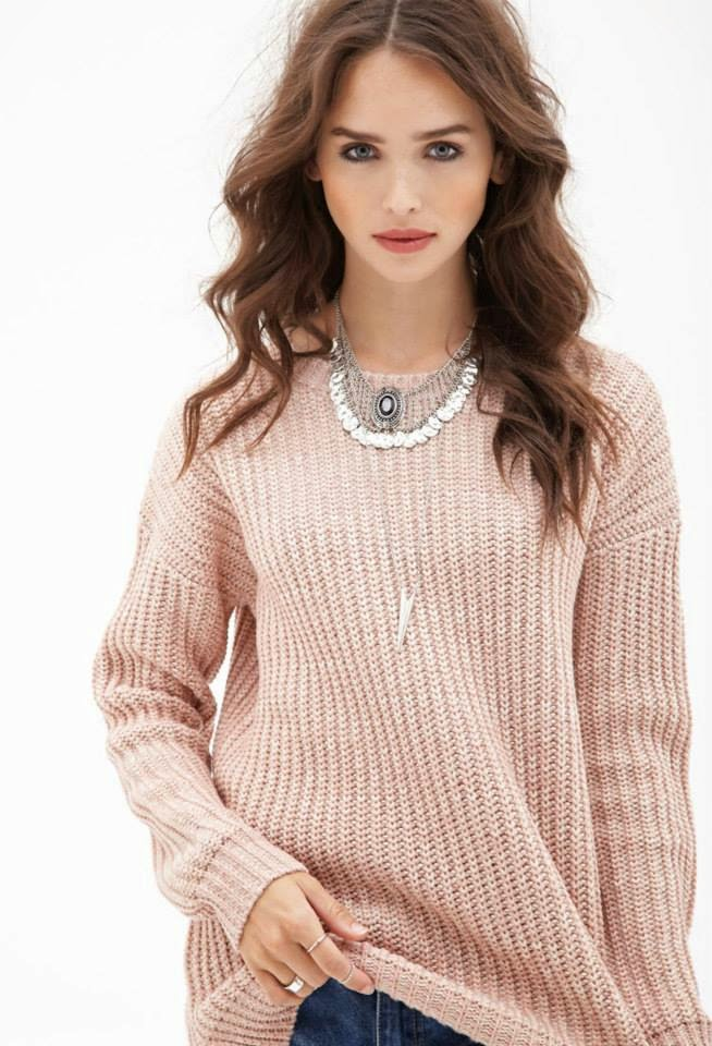 Winter Wear Sweaters For Western Ladies By Forever 21 From 2015