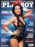 Link to +18 – Playboy Slovenia – October 2013