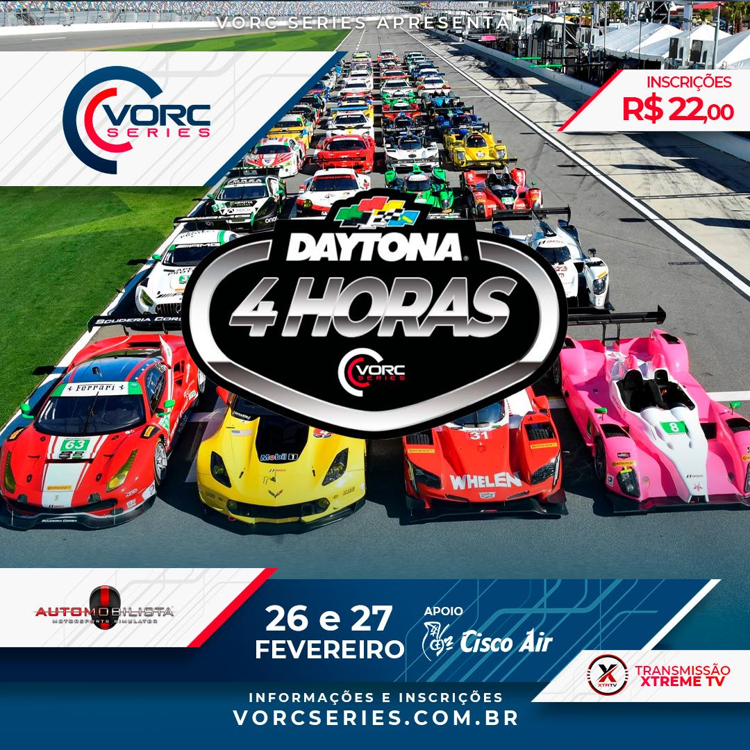 4 horas de Daytona