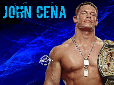 Superstar John Cena WWE Wallpapers