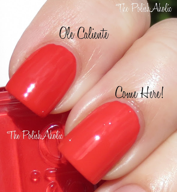 the polishaholic essie resort 2013 collection swatches