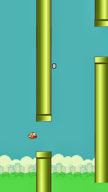 FlappyBird Java Game