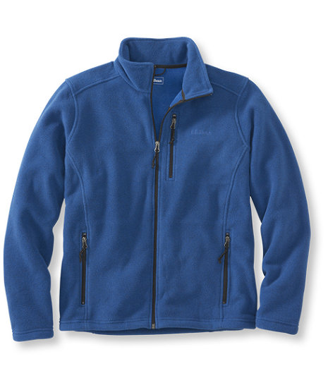 bee88c8666ed  L.L. BEAN TRAIL MODEL FLEECE JACKET (Men s and Women s) REVIEW