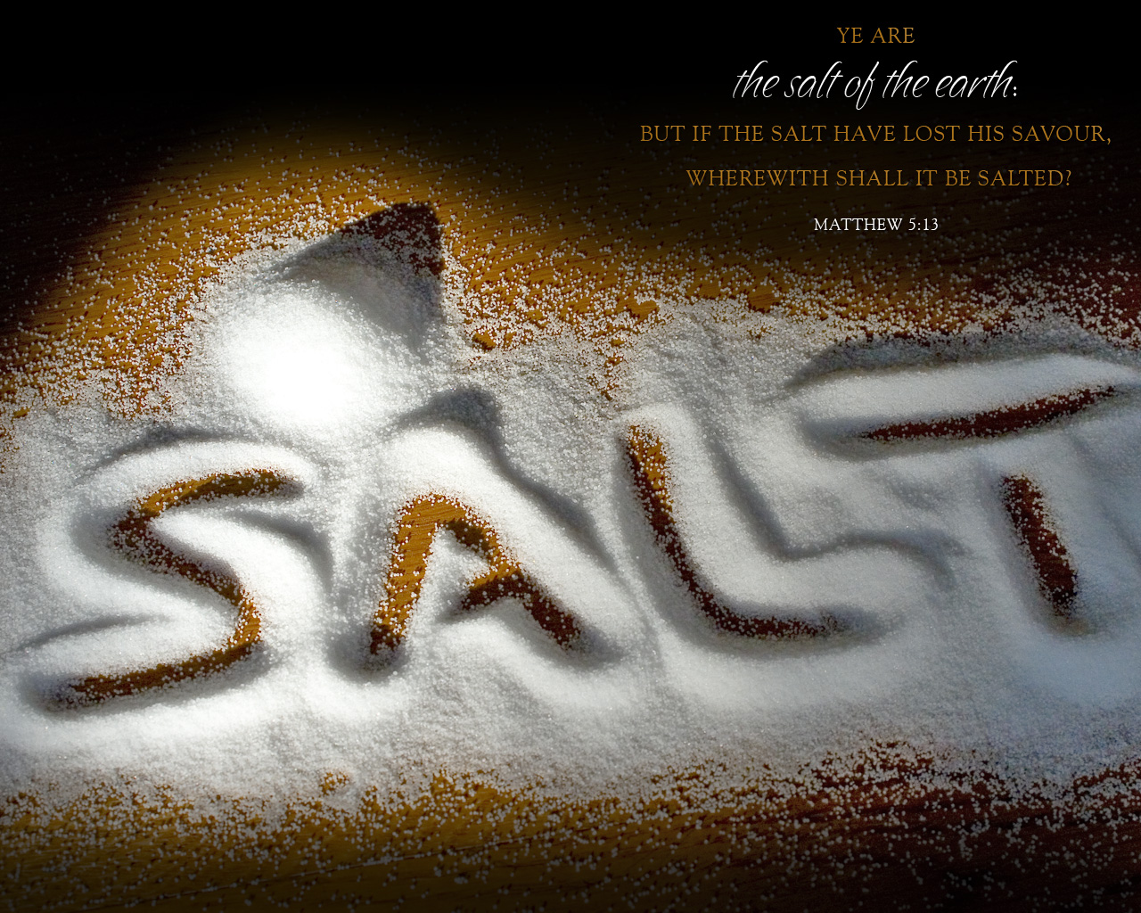salt of the earth Eating too much salt draws extra fluid into blood vessels  like table salt, the  coarser kosher salt is mined from salt deposits but rarely contains.