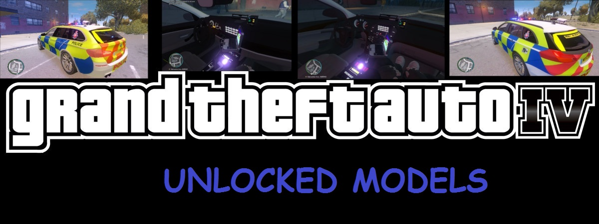 Unlocked Gta 4 Models