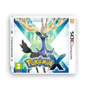 pok%C3%A9mon x european box art Europe   Pokémon X & Y (3DS)   Box Art