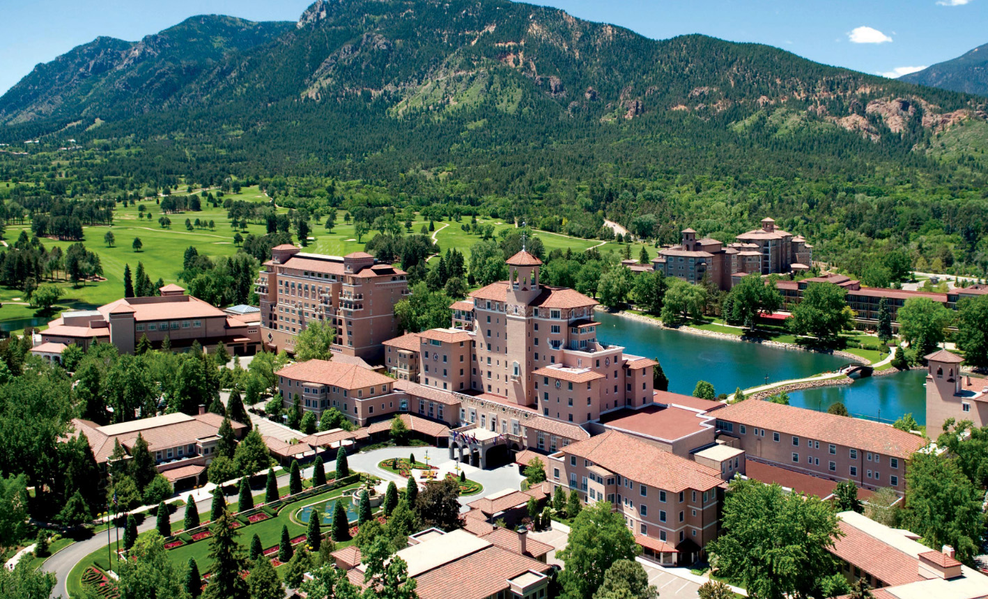 Hotels Near The Broadmoor Colorado Springs Co