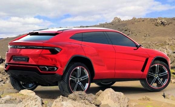 2017 Lamborghini Urus Specs and Release Date