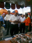 Lawatan YB. Datuk Seri Noh bin Omar