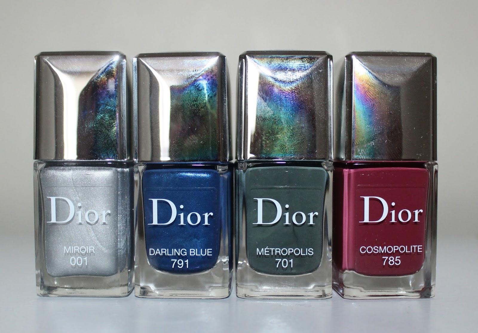 Beyond Blush: Dior Cosmopolite Fall 2015 Nail Polish