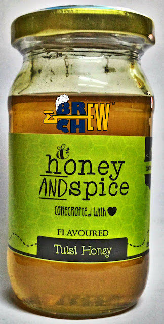 Honey And Spice Tulsi Flavours